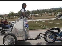 Definitely Not Street-Legal: The Motorcycle Chariot - Digg