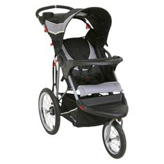 Baby Trend Expedition Jogger in Phantom