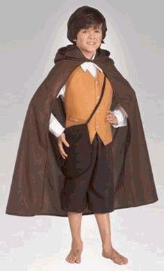 kids' frodo costume #lotr