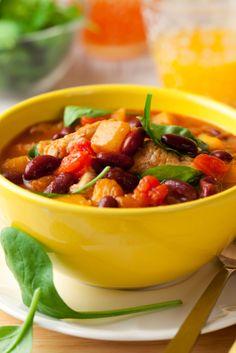 Vegan Thanksgiving Chili