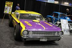 Vintage Dirt Track Race Car...