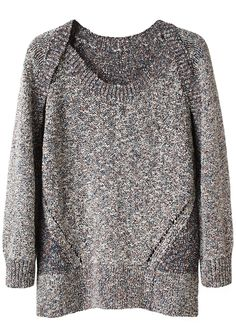 Oh my god, I love, WANT, need to knit this sweater.