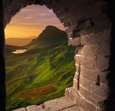 A peephole...., by Kevin Walker  **