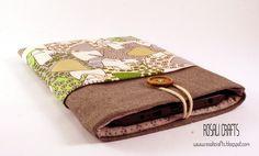 "Rosalí Crafts. Accesorios personalizados.: Funda para Tablet / E-book 7"""