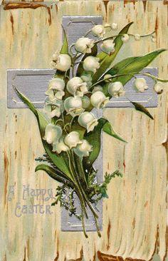 beautiful Easter cross