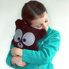 sew: Brave-Inspired Cuddly Bear    MollyMoo for Spoonful