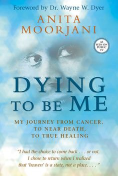 This is a remarkable true story about Anita Moorjani having the option to live or die from her cancer. Her body chooses dying but her soul discovers the power to heal herself . . . there are miracles in the Universe that she has never even imagined!