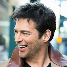 """We don't celebrate Valentine's Day. I'd rather bring her flowers just because it's Wednesday, because I saw them and thought she'd like them."" - Harry Connick Jr. on his wife of 19 years"