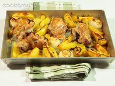 Pollo in tortiera: Ricette di Cookaround | Cookaround