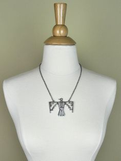 Native Eagle Necklace - $12.00 : FashionCupcake, Designer Clothing, Accessories, and Gifts