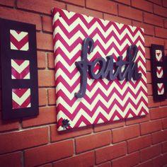 :) omg! My office is on Pinterest! Office decor