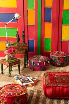 Inspírate con la colección ColorMix India de Easy.