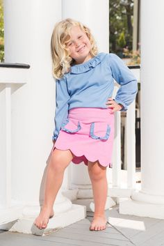 Adorable souhern clothing.