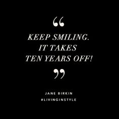life, hmmminspir, happi, giggleslaughtersmil, keep smiling