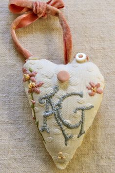 heart for AG... by Pam Garrison.