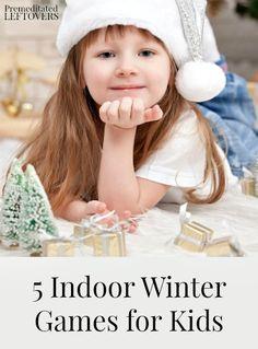 5 Fun Indoor Winter