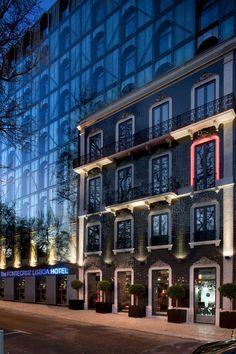 The FONTECRUZ #Lisboa #Hotel by Eva Almohacid #hotel #interiors #design