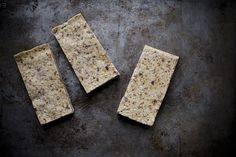 No Bake Toasted Coconut, Date, and Nut Bars Recipe