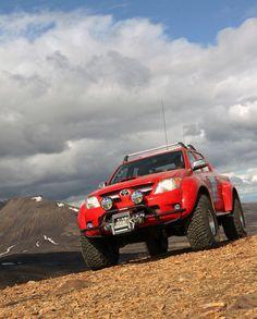 Toyota Hilux. Arctic Trucks?