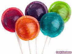 For lollipop tree