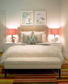 Serene Bedroom contemporary bedroom