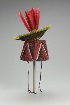 hat, Africa, 16th century