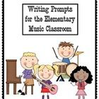 Music teachers as well as other special area teachers are being strongly encouraged to incorporate more and more writing into their lessons and cur...