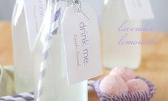 Lavender Lemonade- this looks wonderful!