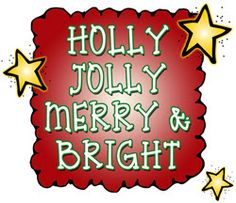 May YOUR Holly Daze be jolly, merry & bright!  You'll love this 2 PART FREEBIE to add a little smile to your holiday cards & tags! Don't delay... this freebie and today's special deals will be gone at midnight EST 12/5/13!