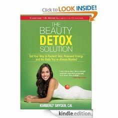 The Beauty Detox Solution $8.57 kindle