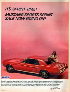 Ford Mustang - 1967