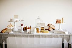 Holiday Buffet Tables Rise To The Occasion