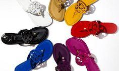 So many colors! Tory Burch 'Miller' Sandal