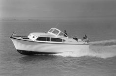 Chris Craft-26ftSeaSkiff-1956 :: The Mariners Museum Image Collection