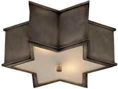 $483 SOPHIA FLUSH MOUNT-lighting for hallway to bathrooms