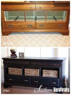 DIY - Yard sale dresser
