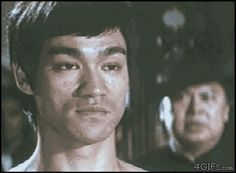 The Stick Chick: KIAAAA-HA! New Discoveries and Old Favorites.  Bruce Lee