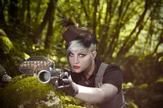 Go check THE.ORY PhotoArt for other steampunk series ;)