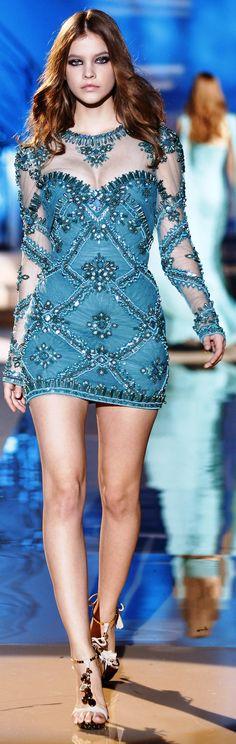 Haute Couture Spring Summer 2011 - Paris    Zuhair Murad #HauteCouture