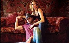 Tim McGraw and Faith Hill,   Jealous.......:)