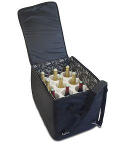 Wine Check Luggage