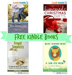 17 FREE Kindle Books: Firefly from Africa, Frugal Simplicity, The Healing Herb, & More!