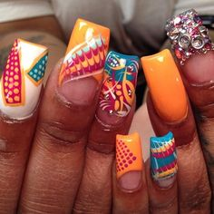 queen-of-nails-beautiful-set-nail-art-instagram-photo