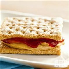 Graham Cracker #PBJ from Jif®