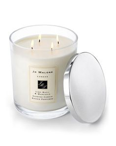 Lime Basil & Mandarin Luxury Candle, 88 oz. by Jo Malone London at Neiman Marcus.
