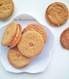 Grain Free Do-Si-Dos (Peanut Butter Sandwiches). Gluten/Dairy/Refined Sugar Free