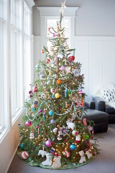 Whimsical tree.