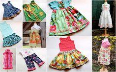 semi-handmade spring wardrobe series