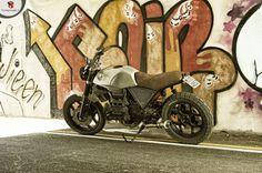 bmw idea, bike inspir, k100 cafe, bmw k100, cafe racers