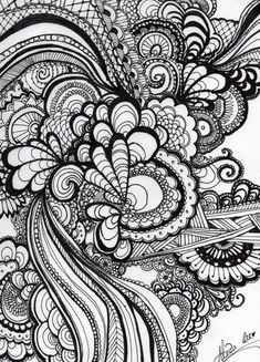 Sharpie Art. This is really cool.